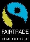 este es el logotipo de fairtrade